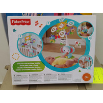 Móvil Para Piso Y Cuna Fisher Price