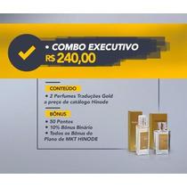 Combo Executivo + Kit De Negócios Em Até 12 Vezes