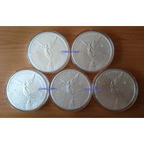 Moneda 1 Kilo Libertad Plata 2016 Satin Nueva Banxico