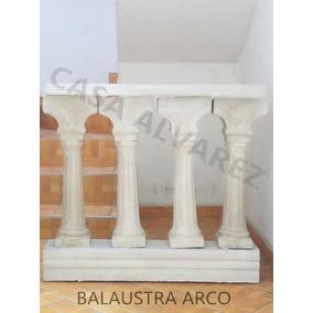 Balaustrado De Cemento Casa Alvarez
