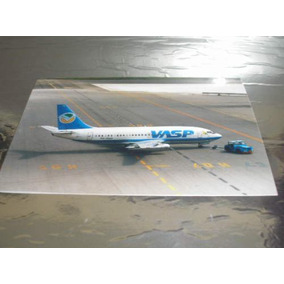 ( L - 380 ) F - 85 Fotografia Do Avião 737-200 Vasp