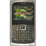 Capa Celular Ex112 / Ex115 Silicone Motorola