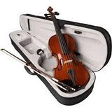 Violines Verona 3/4 1/2 Nuevos Maderas Finas Violin New