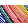Espirais Para Encadernação Espiral Colorido 17mm 100 Folhas
