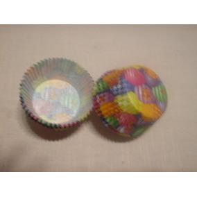 Forma Cupcake Festa Antigordura Importada