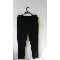 Pantalón Pitillo Nuevo-super Tela Stretch-todo Uso - L