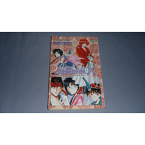 Manga Samurai X La Vida De Un Espadachin En La Era Meiji