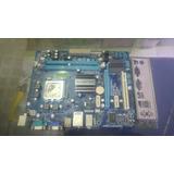 Placa Madre Motherboard 775 Ddr3 Gigabyte G41mt Dc/c2d/c2q