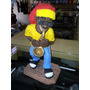 Miniatura Bob Marley Saxofone Marcelo E M Q1- P10