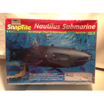 Maqueta Nautilus Submarino Revell Envio Sin Cargo Caba