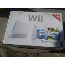 Nintendo Wii - Destravado - Não Lê O Dvd