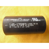 Capacitor De Arranque 145-175 Mf 110-125v