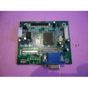Placa Logica Do Monitor , Lcd, Modelo 5002lha2