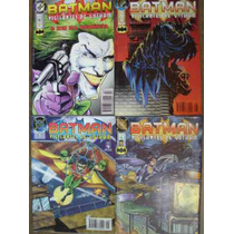 Batman Vigilantes De Gotham Nºs 0 Ao 45