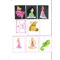 Figurinhas Princesas Para Sempre - Avulsas Promoção