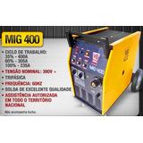 Solda Mig 400 Amp. A 13 Anos Vendendo Maquinas Baratas Aqui