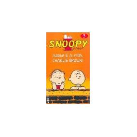 Snoopy - Coleção Livros De Bolso