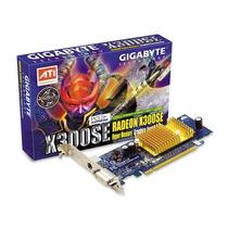 Placa De Video Pci-e 16x - Gigabyte - Gv-rx30hm128d