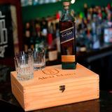 Set De 6 Vasos De Whiskey De Cristal En Caja Para Regalo