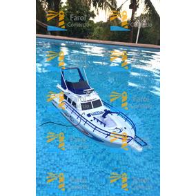 Barco De Controle Remoto Completo + Bateria Inclusa Barato!
