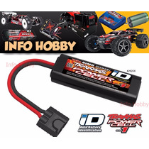 Bateria Original Traxxas Nimh 1200mah Slash Summit E-revo