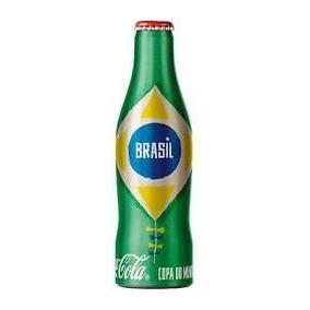 Mini Garrafinhas Coca-cola Copa Fifa 2014 - Brasil