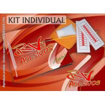 Promoção!! Kit Gravação Chassi Vidro Individual Rv Adesivos