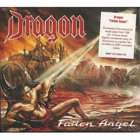 Dragon Fallen Angel 1990 Thrash Cd(lacrado)(eu) Import**
