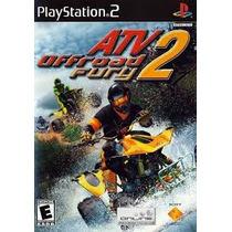 Atv Offroad Fury 2 Ps2 Gamestoreshock