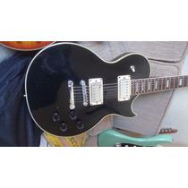 Guitarra Les Paul Golden Braço Colado - Troco