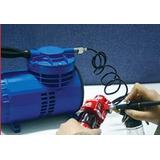 Aerografo + Compresor Profesional Envio Gratis