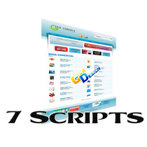 7 Scripts Php Loja Virtual Guia Comercial Pizzaria Web Rádio