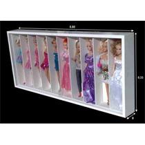 Estante Original -10 Barbie Ou Monster Righ Lugares - Boneca