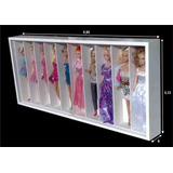 Estante Original -10 Barbie Ou Monster Righ Lugares - Boneca