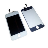 Tela Touch E Display Lcd Ipod 4 - A1367 Apple Novo!