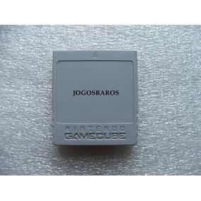Game Cube: Memory Card Original Nintendo, Raridade!!