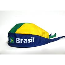 Bandana Do Brasil_torcedor_mundial 2014_copa Do Mundo_brazil