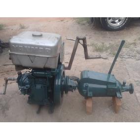 Motor Diesel Yanmar 10 Hp Com Reversor 1x1 Ac/puma