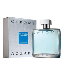 Azzaro Chrome 200 Ml - Masculino - Original E Lacrado