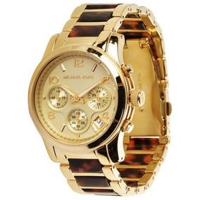 476bfc3e063b6 Michael Kors Mk 5659 Feminino - Relógios no Mercado Livre Brasil