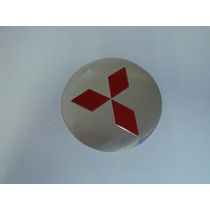 Emblema Adesivo Mitsubishi 55mm