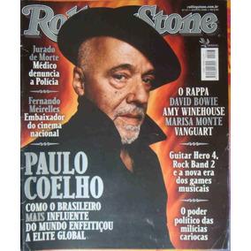 Rolling Stone No. 23 Agosto 2008 Paulo Coelho