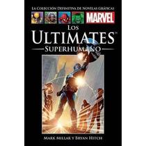 Los Ultimates Superhumano