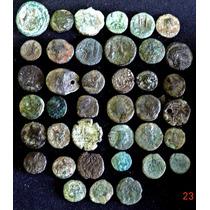 Lote 39 Moedas Antigas Clássicas Gregas Diversos Padrões