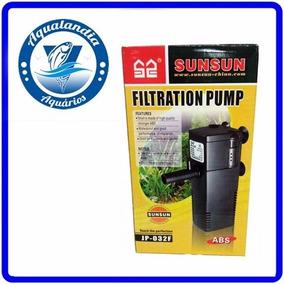 Filtro Interno Com Chafariz Jp-032f Sunsun Para Aquário 110v