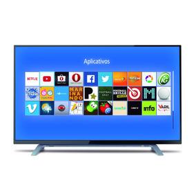 Smart Tv Led 40 Toshiba Full Hd 40l2500 Wi Fi Usb Hdmi