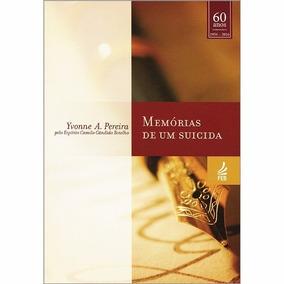 Livro Memórias De Um Suicida (novo Projeto)
