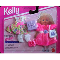 Juguete La Moda Barbie Party Kelly - Mi Lista De Deseos Mod