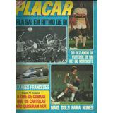 Revista Placar Nº 460 16 Fevereiro 1979