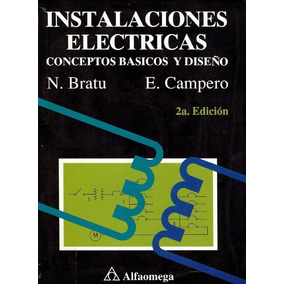 Instalaciones Eléctricas Domiciliarias, Industriales - Libro